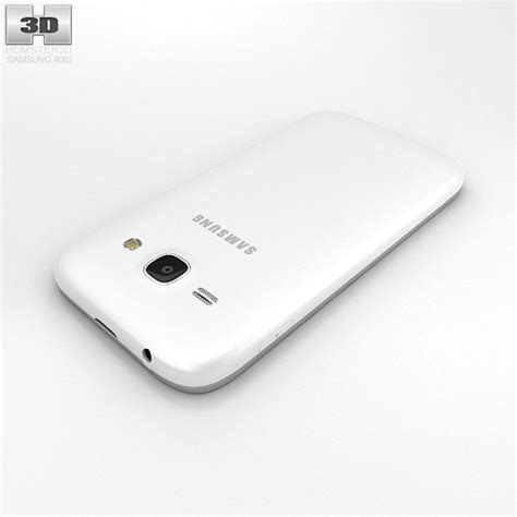 Galaxy Ace 3 White samsung galaxy ace 3 white 3d model hum3d