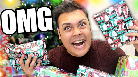christmas presents that start with r opening 100 presents for you