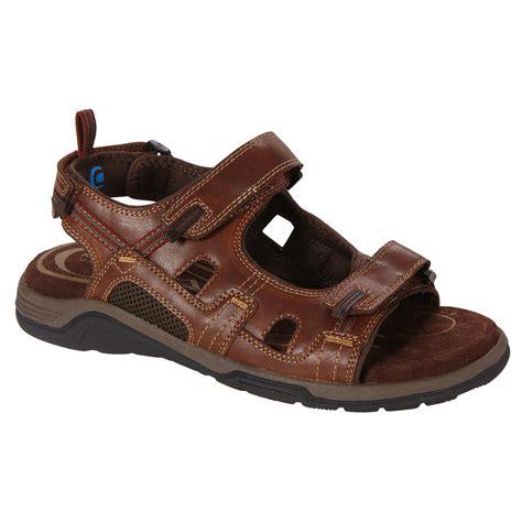 nunn bush all terrain comfort shoes nunn bush men s sandal midstream cognac