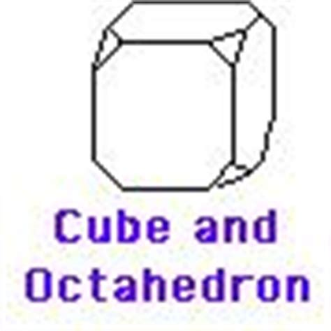 Cube Enchantedlearning - rocks and minerals dictionary systems