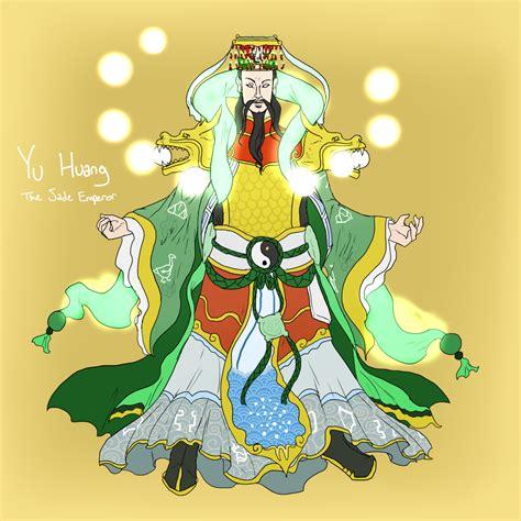 jade emperor anime yu huang the jade emperor