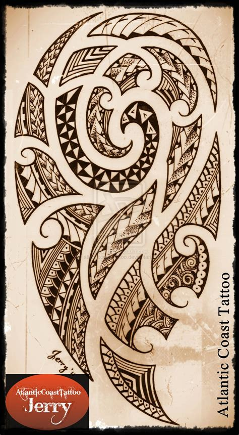 free polynesian tattoo designs polynesian maori design drawing by