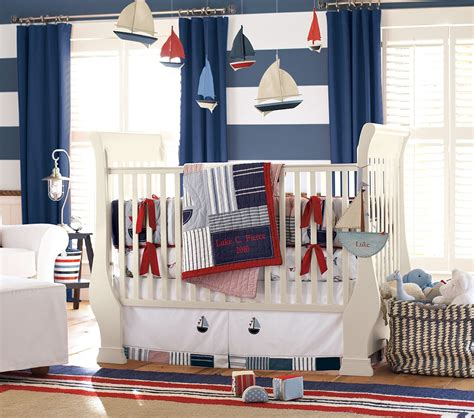 Nautical Decor Nursery The Manickes