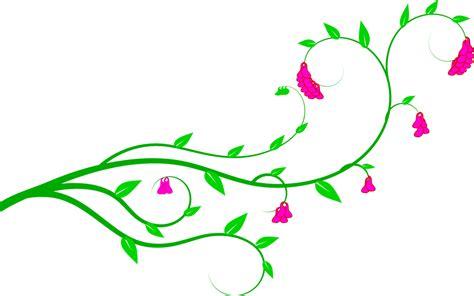 flower vine clipart best
