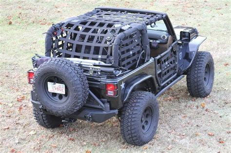Jeep Wrangler Cargo Net Quot Blkops2011 Quot Wins The February 2012 Jk Of The Month