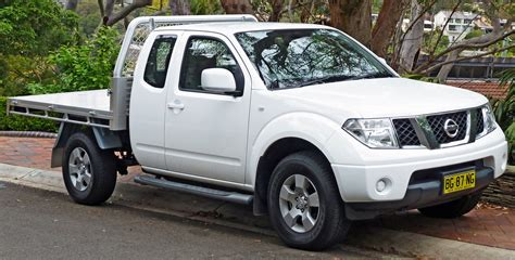 nissan navara 2008 2008 nissan navara d40 pictures information and specs