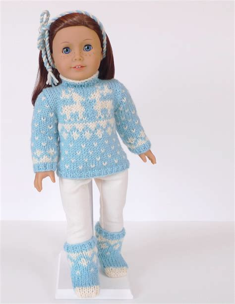 doll clothes pattern pdf doll clothes knitting pattern pdf for 18 inch american girl