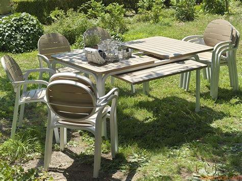 tavoli da giardino tavoli da giardino allungabili mobili da giardino