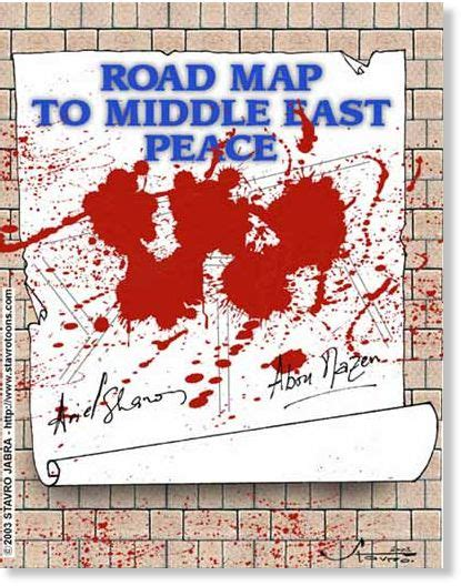 middle east road map article peace in the middle east the bodies of 3