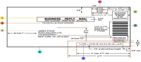 Brm Form In Mba by Pin Business Reply Mail Scout United States On