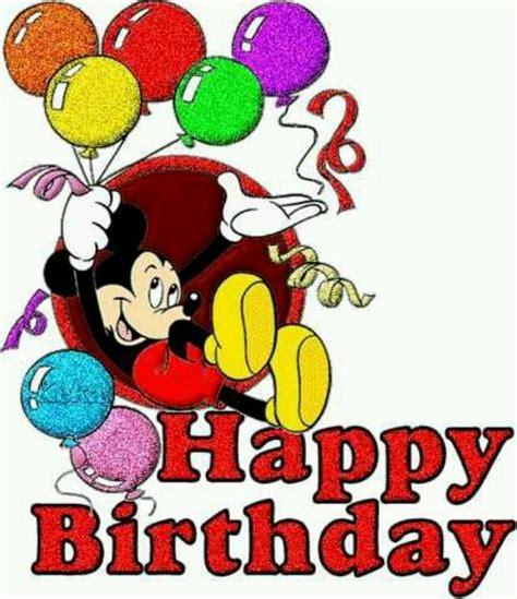 Mickey Mouse Wishing Happy Birthday Birthday Mickey Mouse 2nd Birthday Mickey Mouse Theme