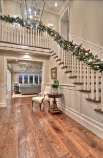 Sherwin Williams Downy a family home decorated for christmas home bunch