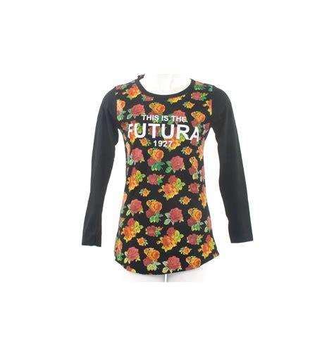 Kaos T Shirt Wanita Cewek Banana Polos Kaos Pisang t shirt kaos cewek lengan panjang we oreenjy 016010789