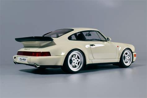 porsche 964 white review gt spirit porsche 911 964 turbo 3 6 white