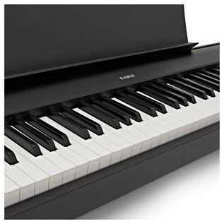 Kawai Digital Piano Es110 kawai es110 digital stage piano black b stock at gear4music