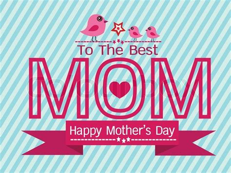 mother day greeting card design happy mothers day greeting card design for your mom