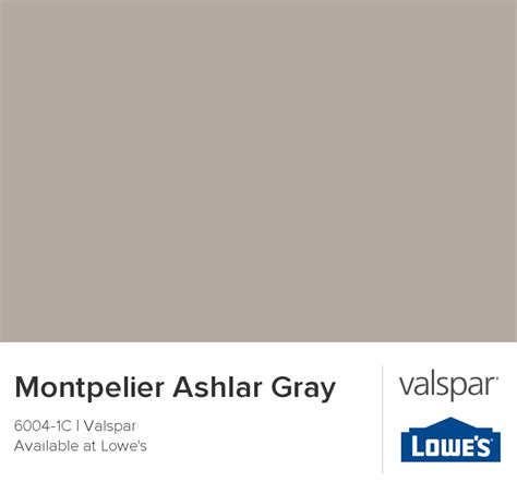 Light Grey Wall Paint and the winner is montpelier ashlar gray