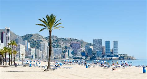 Weather Benidorm in May: Temperature & Climate