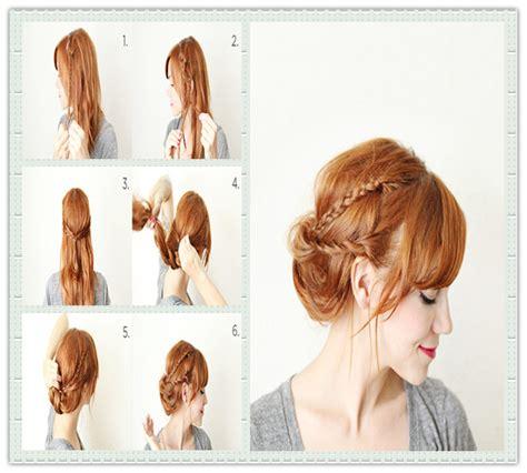 hairstyles prom tutorial 2015 prom hairstyles looks 4 braids tutorials vpfashion
