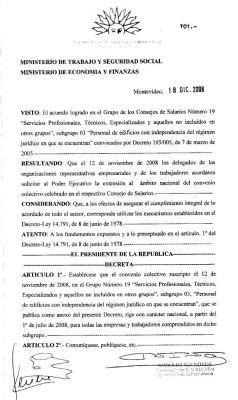 consejo salarial 18 de febrero 2016 uruguay consejo de salarios sindicato unido de trabajadores de