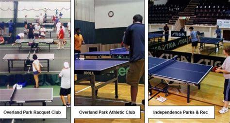 kansas city table tennis kansas city table tennis overland park independence