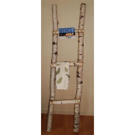 Echelle Decorative 36 by Echelle Decorative Decorative Ladder Reclaimed Wooden