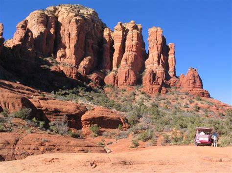 Pink Jeep Tours Sedona Broken Arrow Pink Jeep Broken Arrow Tour Sedona Arizona