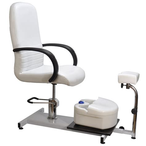 Pedicure Chair by Hydraulic Pedicure Station Chair Salon Spa Equipment W