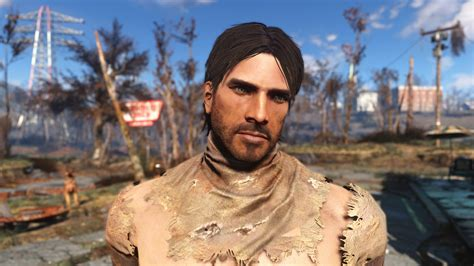 Hair And Face Models Fallout 4 | face preset ethan fallout 4 mod download