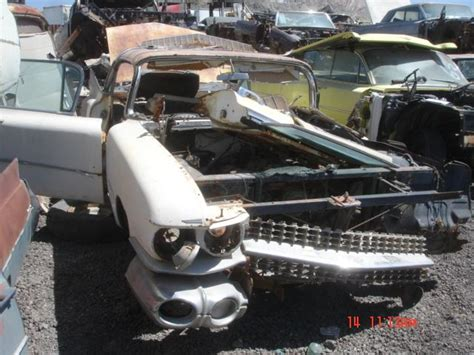 1959 cadillac parts 1959 cadillac sedan 59canvbqd desert valley