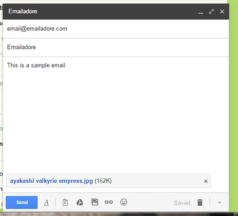 create  unique url   email  file sharing