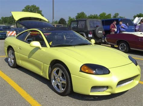 yellow dodge stealth 1994 dodge stealth r t turbo yellow fvr 2002 ww wd proc