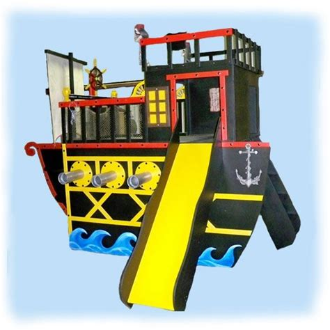 Pirate Ship Bunk Bed Arrrrgh Pirate Ship Bunk Bed