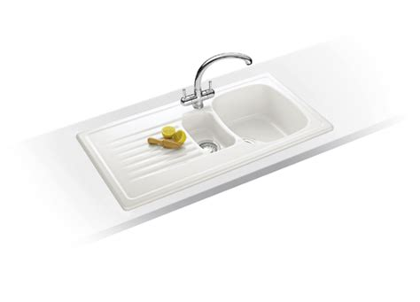 franke ceramic kitchen sinks franke elba elk 651 ceramic kitchen sink reversible 124
