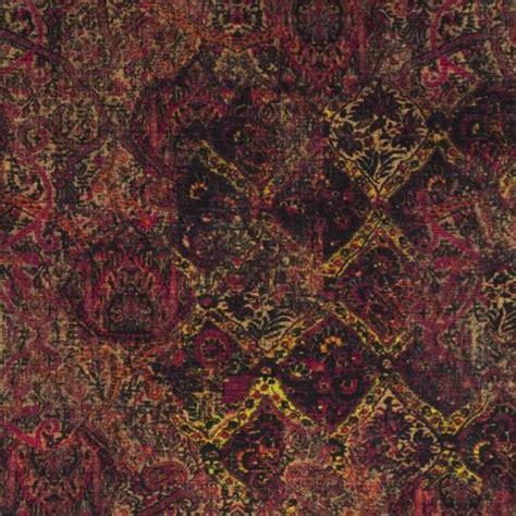 Velvet For Upholstery Bohemian Velvet A Beautiful Velvet Fabric With An Ogee