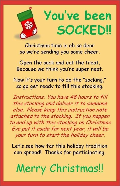 youve  socked christmas idea pictures   images  facebook tumblr pinterest