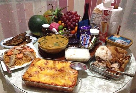 new year food new year s in the philippines culture