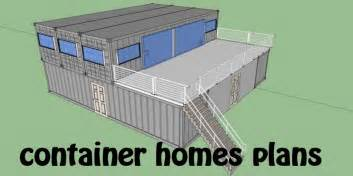 how to implement container homes plans container homes plans