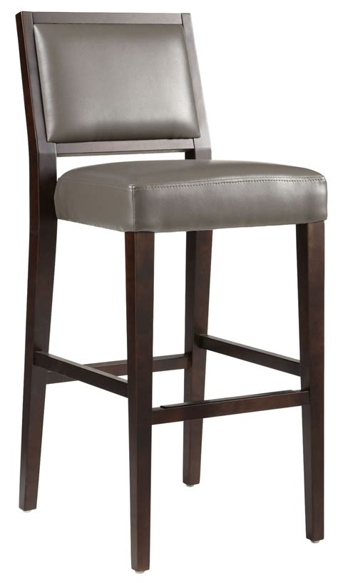 Grey Colored Stools by Citizen Grey Barstool From Sunpan 49058 Coleman Furniture
