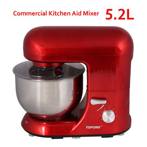 Blender Kitchen 7 In 1 kitchen aid mixer blender commercial electric mixer 5 2l