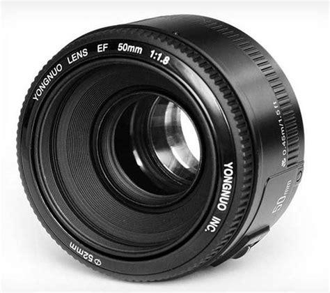 Lensa Cembung Untuk Nikon lensa terjangkau yongnuo untuk kamera canon dan nikon