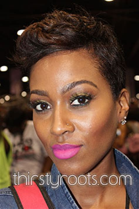 short haircuts for black women without relaxer how to maintain short relaxed hair