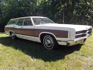 Ford Wagons Wagons Ho 1969 Ford Ltd Country Squire