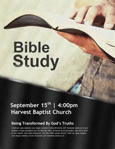 Bible Study Flyer Template Free by God S Word Church Flyer Template Template Flyer Templates