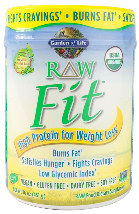 Garden Of Fit by Review Of Garden Of Fit Organic Protein