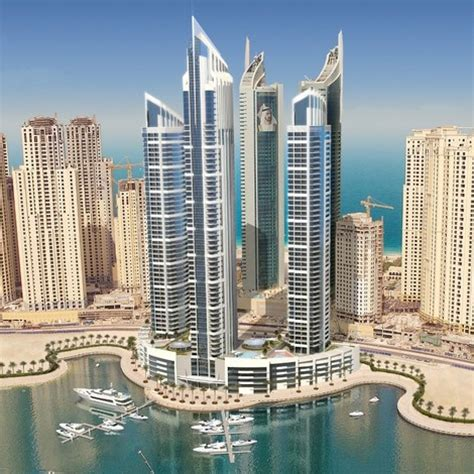 Home Design And Decor Magazine by Intercontinental Dubai Marina Now Open Tourist Annual