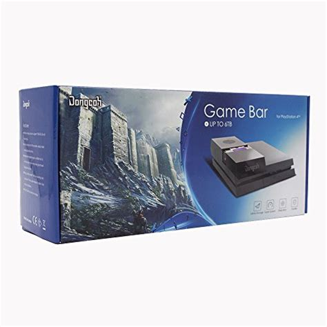 Harddisk Ps4 1tb best 1tb 6tb drive update enclosure for ps4 dongcoh bar for playstation 4 3 5 inch