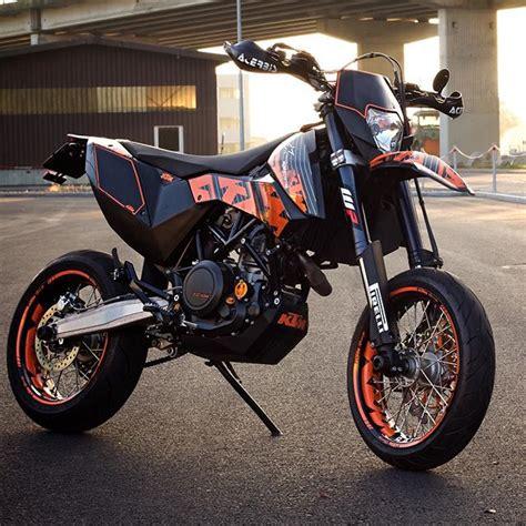 duke 690 dekor ktm smc 690 motorcycle motorr 228 der autos