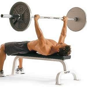 bench press definition muscular strength building exercises fitness and diet