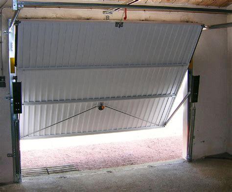 porte de garage basculante maison travaux